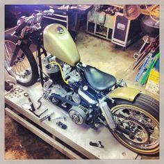 1977 Harley Davidson FXE Shovelhead