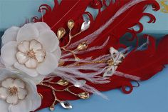 vintage hair accessories fashion jewelry