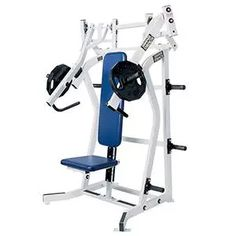 Plate-Loaded Strength Equipment   Life Fitness