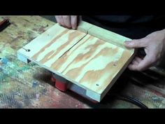The Ultimate Fretboard Slotting Jig
