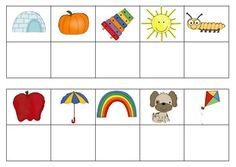 Laminate and use over and over again to increase initial letter/sound knowledge. 60 various high quality pictures for children to work through. Can be used with whiteboard markers or magnetic letters. Letter Sound Activities, Phonics Activities, Alphabet Activities, Writing Activities, Classroom Activities, Abc Centers, Phonics Centers, Literacy Centres, Kindergarten Literacy
