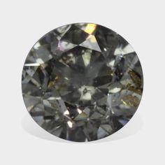 0.16 ctw, 3.30 mm, Champagne Color, I2 Clarity, Round Brilliant Natural Diamond #diamonds #loosediamonds #fancydiamonds #champagnediamonds @dmzdiamonds