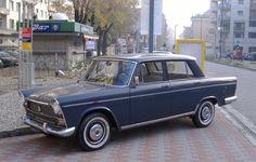 Stubs-Auto - Fiat 1500 L (1962-1968)