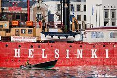 Katajanokka Visit Helsinki, City Vibe, Archipelago, Capital City, Lighthouse, Cool Pictures, Country, Felting, Places