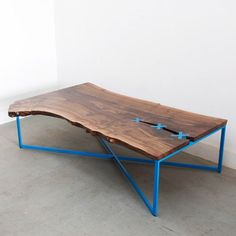 Fancy - Contemporary Wooden Coffee Table – STITCHED TABLE by Uhuru modern coffee table - STITCHED TABLE by Uhuru Design – Spy Designs   Home Design   Office Design   Garden Design - Spyhomedesign.com