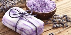 Soap Soap with sea-salt and dried lavender on wood desk. Photos Soap with sea-salt and dried lavender on wood desk. by Volff Wood Desk, Beauty Recipe, Natural Cosmetics, Soap Making, Beauty Hacks, Lavender, How To Make, Sea Salt, Soaps