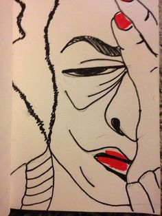 #face #draw