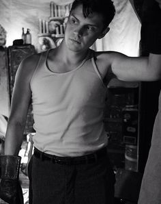 Jimmy Darling // Evan Peters // American Horror Story: Freak Show