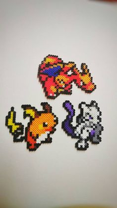 Check out this item in my Etsy shop https://www.etsy.com/listing/449053636/perler-bead-magnets-pokemon-magnets