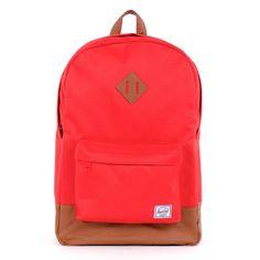 Herschel Heritage Backpack | Red