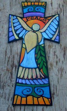 Inspirational Art by Patti Rezner Miller.  I love the Christian Art that Patti creates!!!