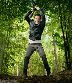 Watch out, Jeffrey Dean Morgan's Negan is coming for you! #TWD