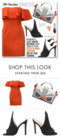"""""""Casual Look :: Off-Shoulder Dresses"""" by jecakns on Polyvore featuring J.Crew, Whiteley, vintage and offshoulderdress"""