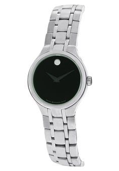 Price:$447.50 #watches Movado 606368, This Movado timepiece is uniquely known for it's classy and sporty look.It's accentuated design has made it one of the best sellers year after year.