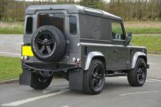 #LandRover Defender 90 2.2 TDci XS Hard Top - Land Rover Defender Icon