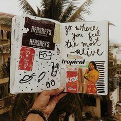 #traveljournal #travel #travels #artjournaling #artjournal #art #journals #journal #diary #artjournalspread #artjournalpage #artjournalinspiration #artjournals #magazine #mixedmedia #collage Art Journal Pages, Art Journals, Journal Diary, John Green, Art Journal Inspiration, Im In Love, Mixed Media, My Arts, Collage