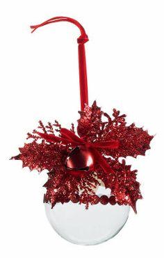 Christmas Bell Decorations German Glass Glitter Jingle Bell Wreath Tutorial  Little Birdie