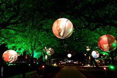 Discovery Green Park, Houston, TX