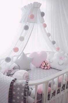 Бортики. Декоративные подушки. Baby