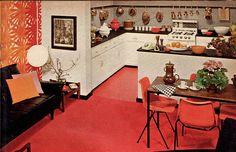 1960's mod kitchen | Recent Photos The Commons 20under20 Galleries World Map App Garden ...