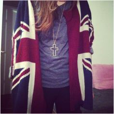 I want this sweater...I just love London