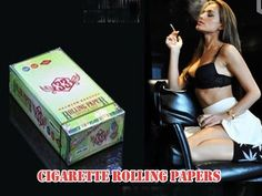 View it on http://Papr.Club - Why Should You Go for Cigarette Rolling Papers? - Rolling…