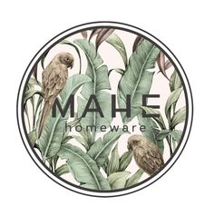 [logo&typography] MAHE homeware : 네이버 블로그