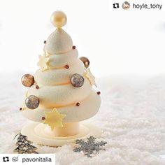 #Repost @pavonitalia (@get_repost)  Christmas chocolate magic by @hoyle_tony at @mo_kualalumpur cakeshop #madeinpavoni #onlythebest  #foodart #pastryart #cakeshop #mokul #chocolatier #christmas #pastrychef #pastrylove #pavoni #PavoniTeam #pavonitalia #chefstable #chefsgossips #PassioneDesign #xmas #gift #snow #winter #bakelikeapro #bakelikeaproyoutube