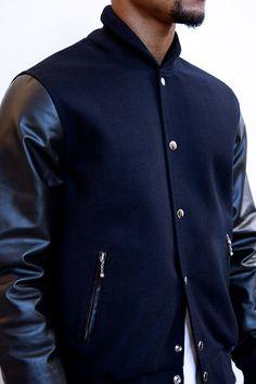 MKI Store – Varsity jacket