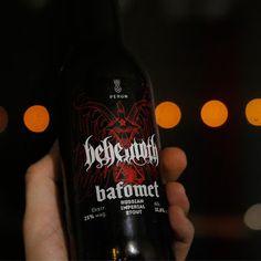 Takie Krafty: Behemoth Bafomet (RIS) - Browar Perun