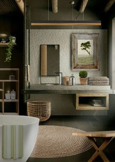 Design I created in neybers Decor, Furniture, Interior, Home Decor, Kitchen Wall, Bathroom Mirror, Framed Bathroom Mirror, New Kitchen, Interior Design