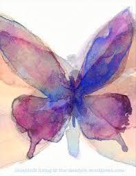 Resultado de imagen para watercolor butterflies