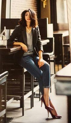 骨格診断・ストレートタイプ の画像|長野市・ファッション骨格診断・イメチェン☆スタイリスト・ルミナス