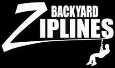Backyard Zip Lines -  For all your Zip Lines needs!  Kits, trolleys, harnesses, seats & accessories.