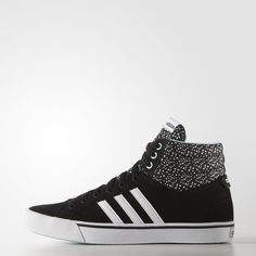 newest b4687 6eaf8 Zapatillas NEO Park ST Mid Mujer - Black adidas   adidas Peru Zapatillas  Skate, Zapatillas