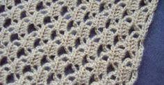 Deze sjaal haakte ik in de avonduurtjes. De kleur is beige bruin. En het materiaal is acryl met polyamide. Heel zacht, maar net niet ...