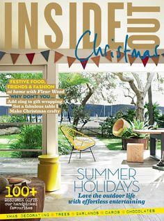 Christmas 2011 edition of Inside Out magazine. Back issues: Zinio, http://au.zinio.com, or Newshop, newshop@newsltd.com.au.
