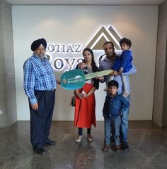 MotiazRoyalCiti: Possession Update #3BHKFlatsinZirakpur with Tanu Windlas & Arpit Windlas