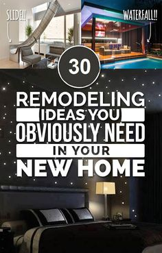 30 Remodeling Ideas You Obviously Need In Your Future Home