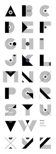Font / lettering / graphic design