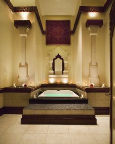 Mandara Spa at the Walt Disney World Swan and Dolphin Resort