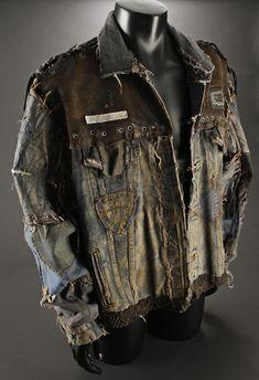Rough jacket