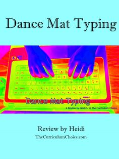 Dance Mat Typing - A Free Beginner's Touch Typing Tutorial - The Curriculum Choice Music Sketch, Online Typing, Homeschool Curriculum Reviews, Online Programs, How To Introduce Yourself, Bbc, Worksheets, Students, Language