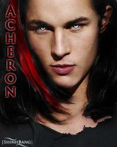 """Acheron from the """"Dark Hunter"""" series"""