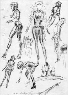 チカ・タイツ ✤    CHARACTER DESIGN REFERENCES   キャラクターデザイン • Find more at https://www.facebook.com/CharacterDesignReferences if you're looking for: #lineart #art #character #design #illustration #expressions #best #animation #drawing #archive #library #reference #anatomy #traditional #sketch #artist #pose #settei #gestures #how #to #tutorial #comics #conceptart #modelsheet #cartoon #profile    ✤