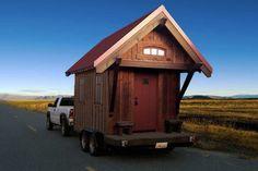 Jay Shafer's Personal Gifford - Tiny house on wheels, Tiny homes ...