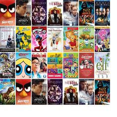 """Saturday, August 27, 2016: The Framingham Public Library has 22 new videos in the DVDs section.   The new titles this week include """"The Angry Birds Movie [Blu-ray],"""" """"The Man Who Knew Infinity,"""" and """"Orphan Black: Season Four."""""""