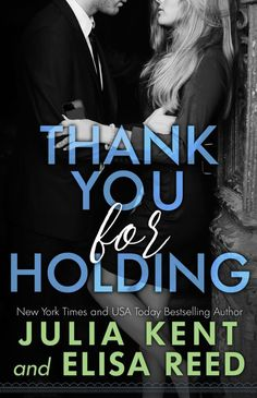 Abibliophobia Anonymous                 Book Reviews: **BLOG TOUR**  Thank You For Holding by Julia Kent...