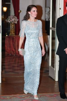 Kate Middleton's Finest Style Moments of the Year, and We're Not Just Talking Coats