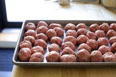 everyday meatballs – smitten kitchen